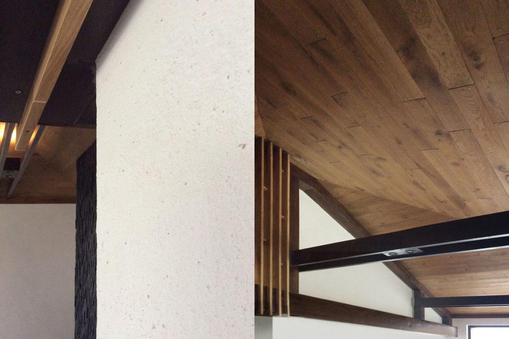Детайл за тавански повърхности