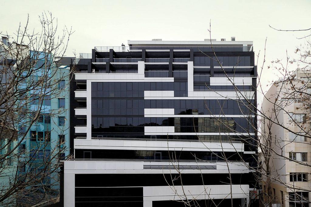 Office Building - Perla (Tetrix)