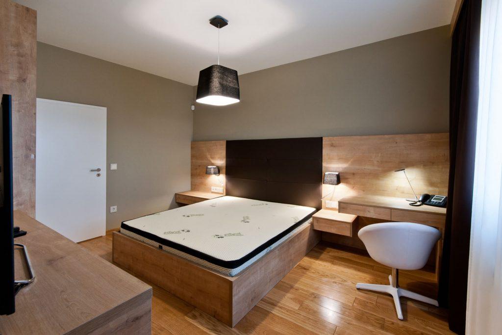 Bedroom realization