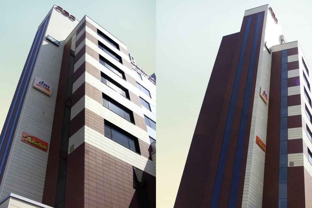 Сградата на Мол Ямбол